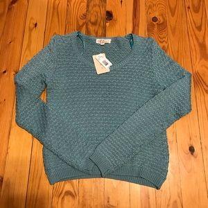 NWT Pink Rose Hemlock Sweater